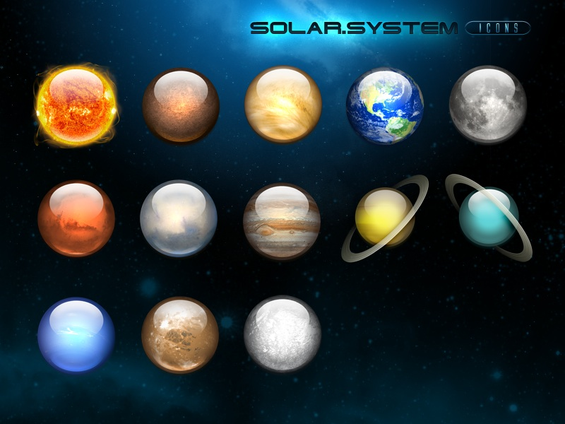 names of planets in spanish - photo #18