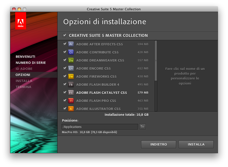 Adobe Creative Suite 5.5 Master Collection Mac Download